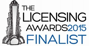 Licensing Awards Finalist Logo